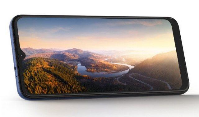 Moto E7 Plus характеристики экрана