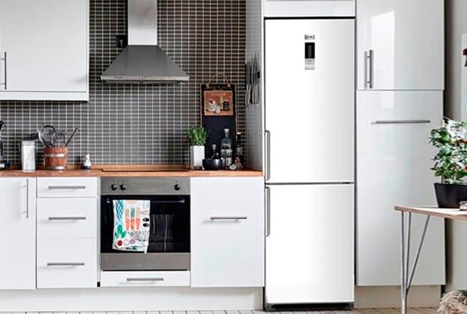 Холодильник ASCOLI ACDG450WE для большой семьи