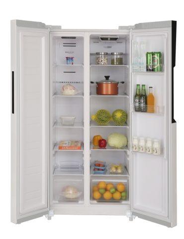 Внутреннее оснащение холодильника ASCOLI ACDG450WE
