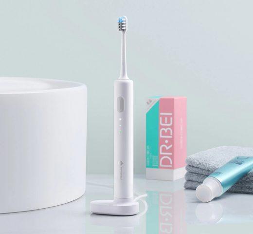 ультразвуковая зубная щетка DR.BEI купить