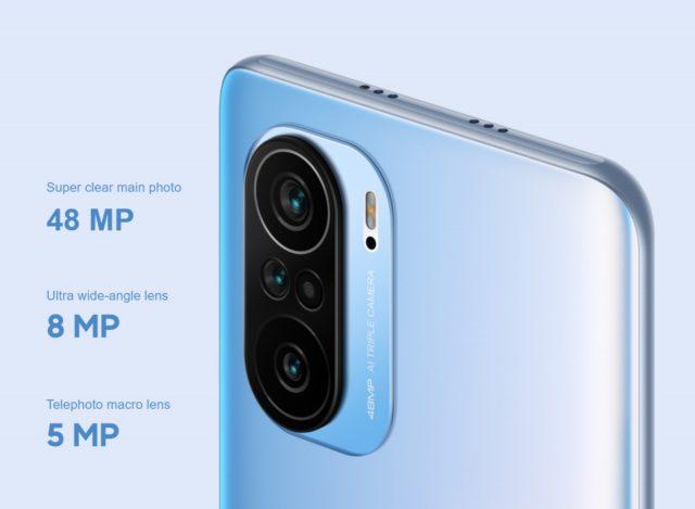 характеристики Redmi K40 камера