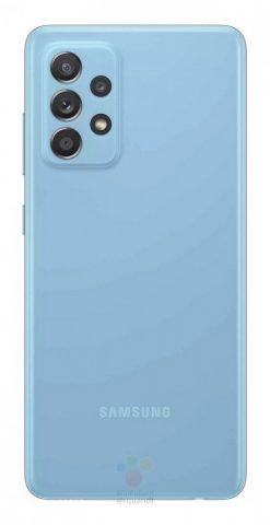 характеристики Galaxy A52