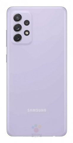 Samsung Galaxy A72 характеристики цена