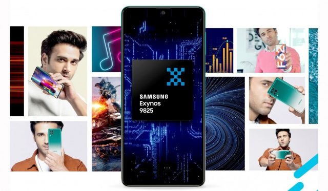 Samsung Galaxy F62 характеристики процессора