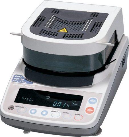Анализатор влажности (влагомер весовой)