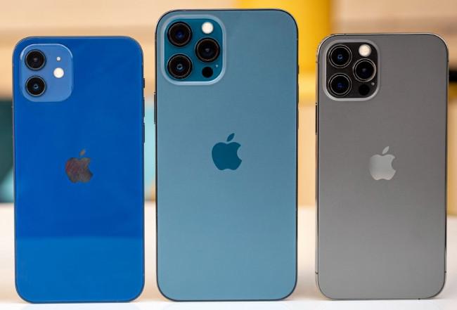 Покупка и выбор моделей iPhone